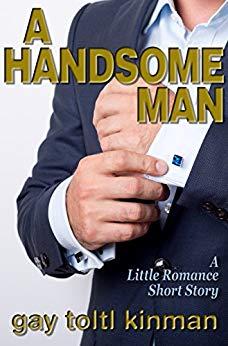 a handsome man