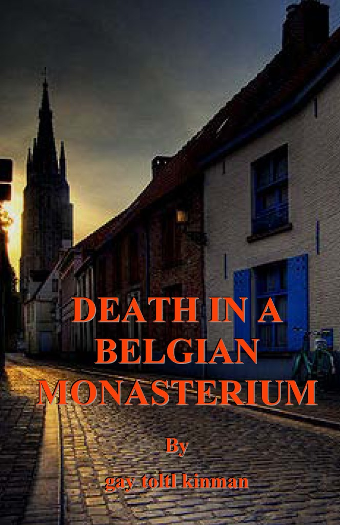 DEATH IN A BELGIAN MONASTERIUM