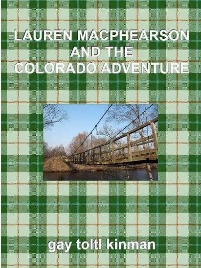Lauren macphearson and the Colorado adventure