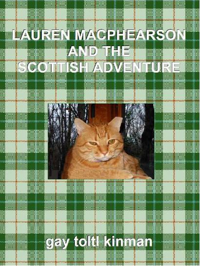 Lauren macphearson and the Scottish adventure