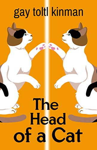 the head of a cat