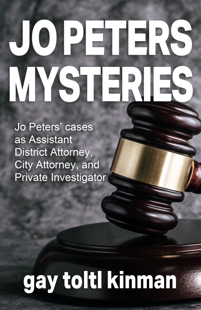 jo peters book cover